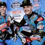 Arón Canet y Alonso López presentan sus planes deportivos para 2018