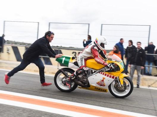 Carlos Lavado, Racing Legends, Circuit Comunitat Valenciana