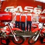 Torrot presenta el GasGas Enduro Factory Team en Lyon