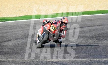 Jerez ya tienes las poles del FIM CEV Repsol: Pons, García y Salvador