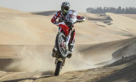 Kevin Benavides se consolida las primeras posiciones del Desert Challenge