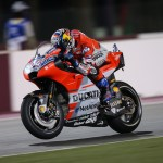 Fantástica victoria de Dovizioso en el GP de Qatar