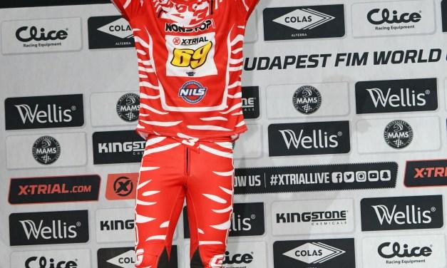 Jaime Busto consigue el tercer puesto final del Mundial de X-Trial