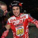 Jaime Busto y GasGas, vencedores en el X-Trial de París