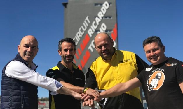 Dunlop se une a la familia de la Cuna de Campeones