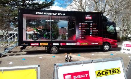 MotorLand calienta motores para las Superbikes con el Warm Up Tour, que visitará 9 ciudades