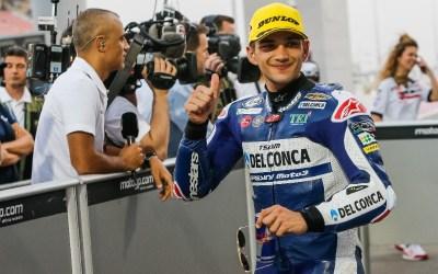 Qatar, Moto3: brillante victoria de Jorge Martín sobre Arón Canet