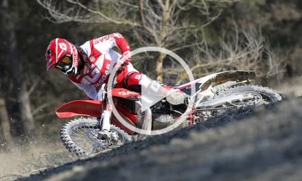 El GasGas Factory Team de Torrot inicia el asalto al Campeonato de España de Enduro