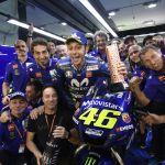 La persistencia de Rossi le da el podio en Doha