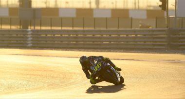 Valentino Rossi, Movistar Yamaha MotoGP, Test Qatar
