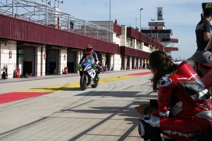 Carmelo Morales, Circuito de Albacete, Campeonato de España de Velocidad, RFME