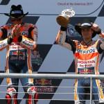 El Circuito de las Américas, tercera cita del campeonato para Márquez y Pedrosa