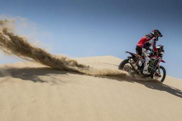 Rally - Monster Energy Honda Team