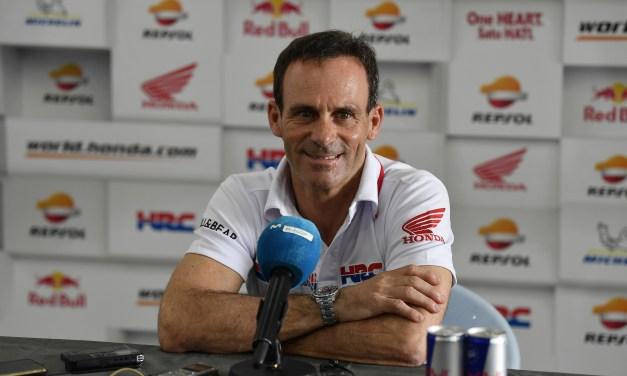 """Alberto Puig: """"Sabíamos que si Marc imprimía un ritmo fuerte, sería difícil que los demás pudieran seguirle"""""""