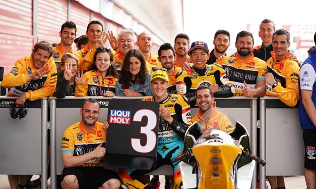 Primera fila para Rodrigo en el QP del GP de Argentina