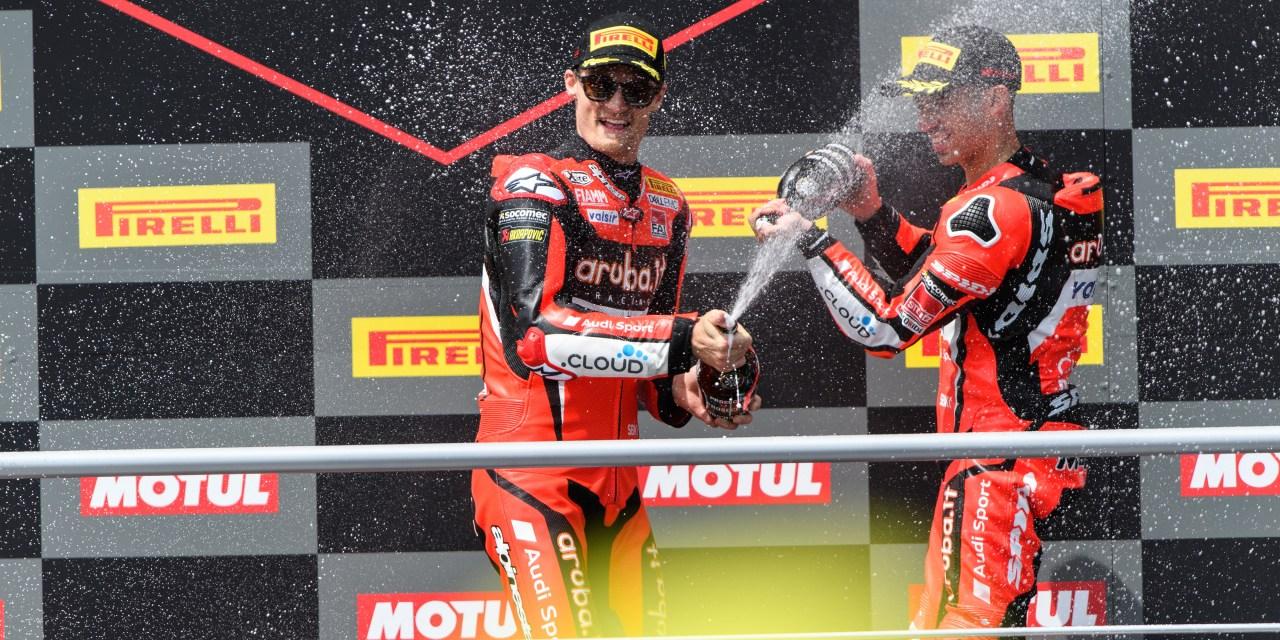 El Racing Aruba.it – Ducati listo para la acción en Assen, sede de la cuarta ronda del campeonato WorldSBK