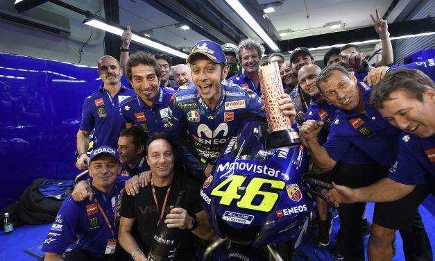 El Movistar Yamaha MotoGP llega con ganas a Termas de Río Hondo