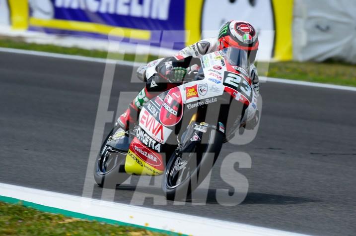 Niccolo Antonelli, Circuito de Jerez, Moto3, Yiyo Dorta, Teammotofans.com