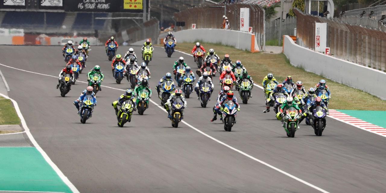 Exhibición de talento con las carreras del Campeonato de España Cetelem de Velocidad