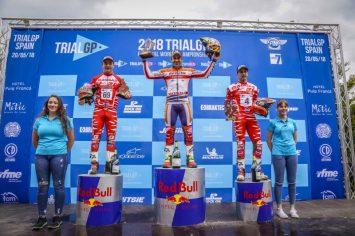 Toni Bou, Trial - Repsol Honda Team Trial