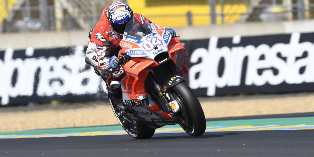 Gran Premio de Italia. La carrera de casa para el Ducati Team.