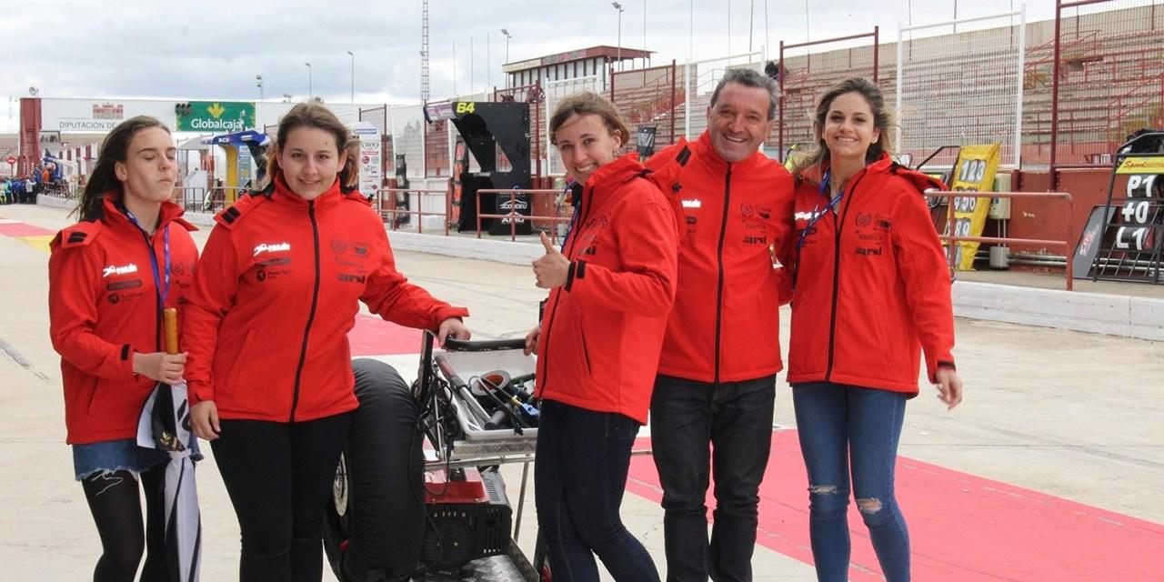 El Champi Women Racing afronta la segunda cita del Campeonato de España de Velocidad en Montmeló