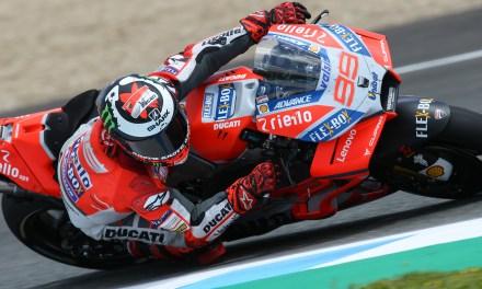 Jorge Lorenzo, el rey de Le Mans