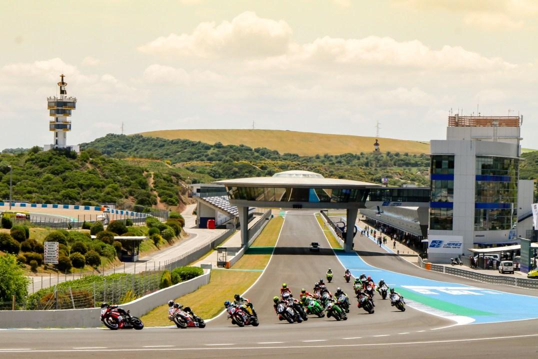 Circuito de Jerez-Ángel Nieto, Campeonato de Andalucía de Velocidad