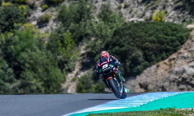 El Team Monster Yamaha Tech3 espera el Gran Premio de casa con gran entusiasmo