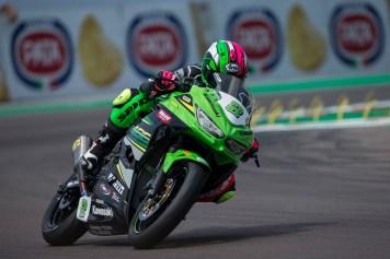 Ana Carrasco, El DS Kawasaki Junior Team