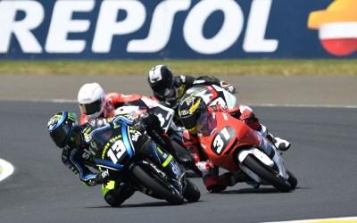 Aleix Viu logra la pole en Le Mans