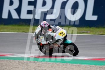 Jesko Raffin, FIM CEV Repsol, Yiyo Dorta, Teammotofans.com, Circuit Barcelona-Catalunya, Moto2