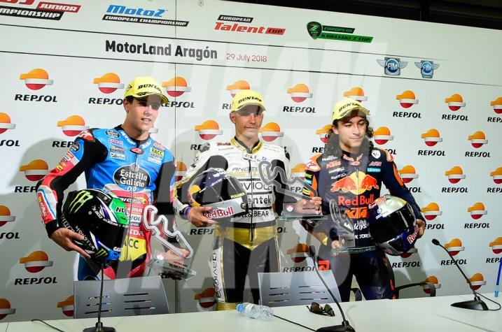 www.teammotofans.com, @yiyodorta, #YD, FIM CEV Repsol, Circuito de Motorland Aragón, Moto3