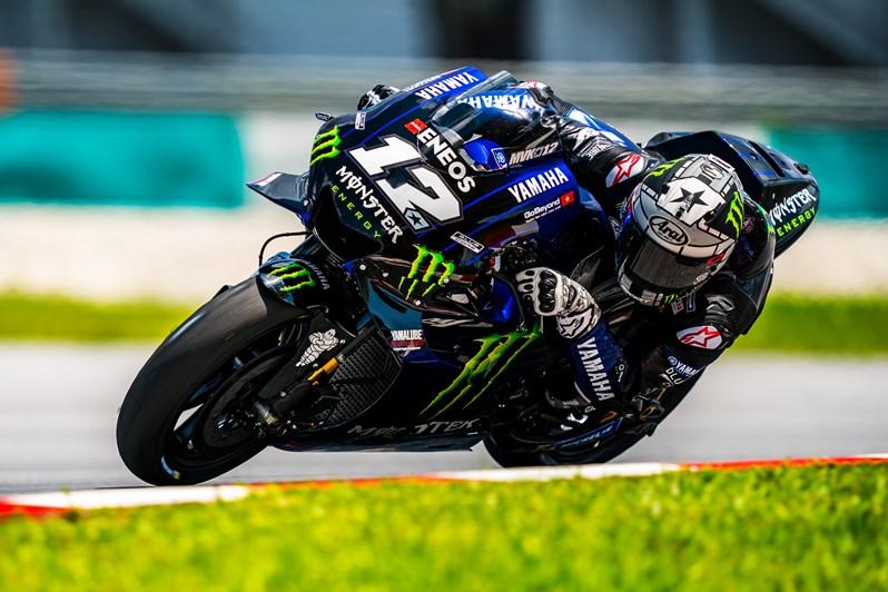 Monster Energy Yamaha de MotoGP comienza su campaña de test 2019