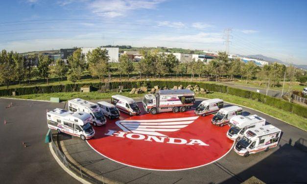 El Monster Energy Honda Team prepara la temporada 2019