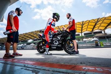 Alma Pramac Racing, Ducati