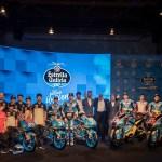 Estrella Galicia 0,0 presenta sus pilotos y equipos de motociclismo 2019, unidos por una misma ilusión