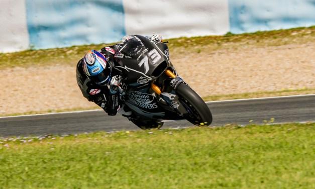 Test Jerez 2º día: el español Álex Márquez fue el más rápido en la clase de Moto2 a una décima del mejor crono de ayer