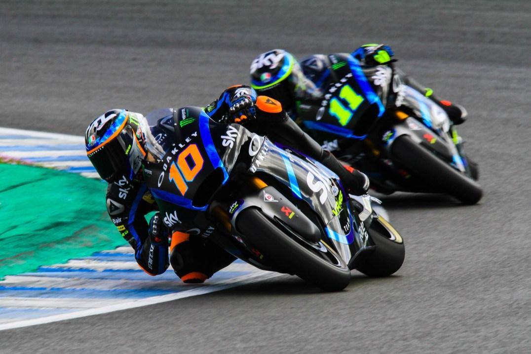 Luca Marini, Moto2, Circuito de Jerez Ángel Nieto
