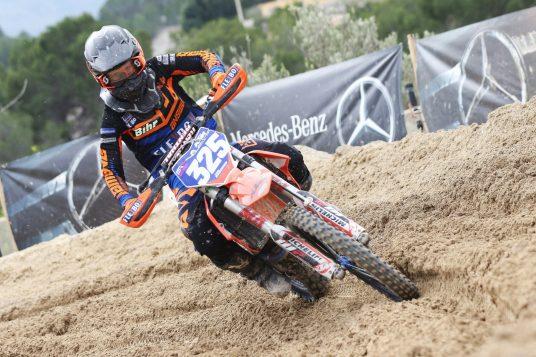 Campeonato de España de Motocross, Albaida