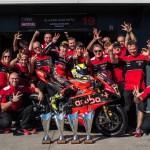 Álvaro Bautista (Aruba.it Racing – Ducati) domina totalmente la primera ronda en Phillip Island con un hat-trick de tres victorias