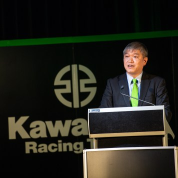 2019 WorldSBK, Phillip Island, Australia, Kawasaki Team Launch