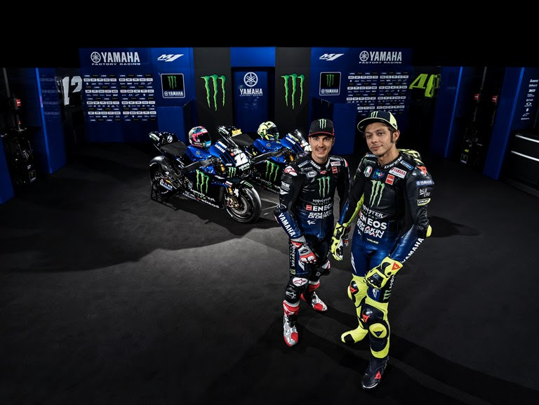 MONSTER ENERGY YAMAHA MOTOGP ARRANCA EN INDONESIA