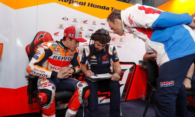 """Alberto Puig: """"Hemos mejorado la moto, que era nuestro primer objetivo"""""""