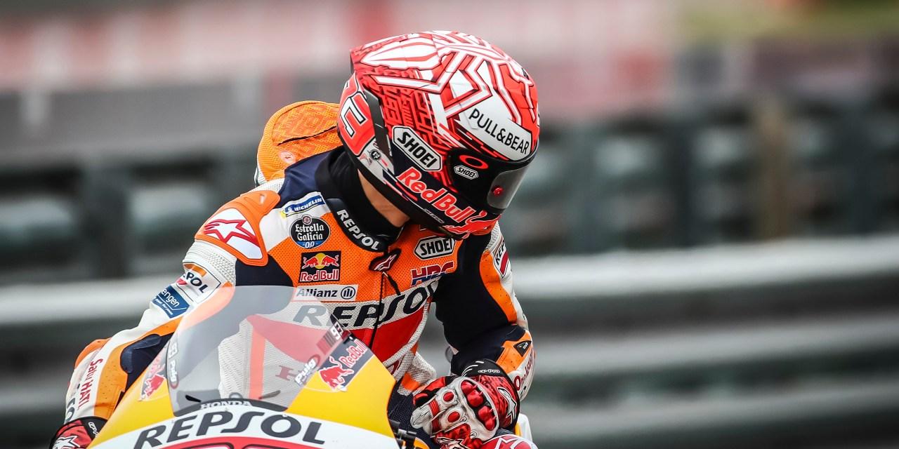 Márquez suma su 'pole position' número 53 en Argentina