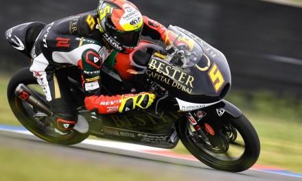 GP Argentina Moto3, gana Jaume Masiá