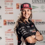 Margot Llobera arranca la temporada en el Merzouga Rally