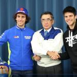 """Exclusivo vídeo del Suzuki Ecstar Team en el """"túnel del viento"""""""