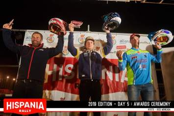 Hispania Rally, RFME