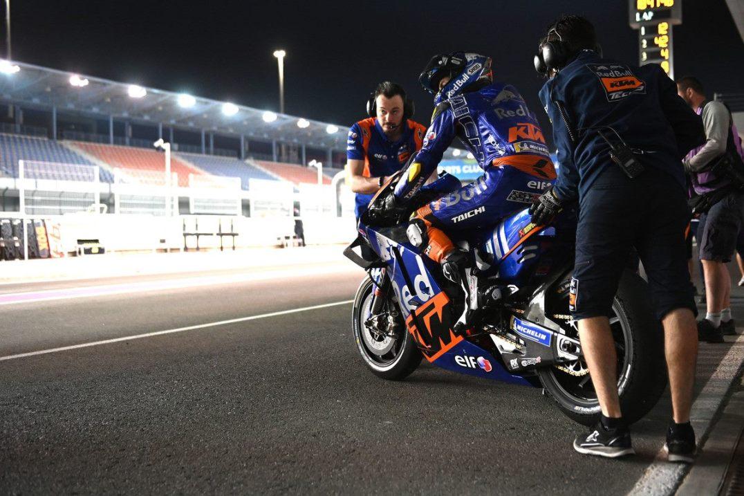 Hazifh Syahrin, KTM RC16 MotoGP 2019